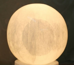 Selenite Lamp for sale